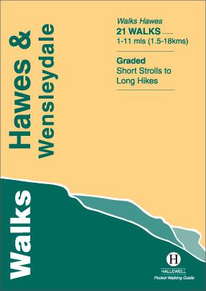 Walks Hawes & Wensleydale Author: Richard Hallewell
