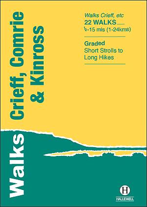 Walks Crieff, Comrie & Kinross Author: Alistair Lawson
