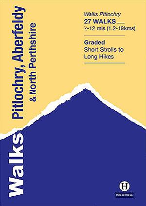 Walks Pitlochry, Aberfeldy & North Perthshire Author: Felicity Martin