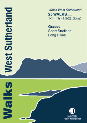 Walks West Sutherland Author: Richard Hallewell