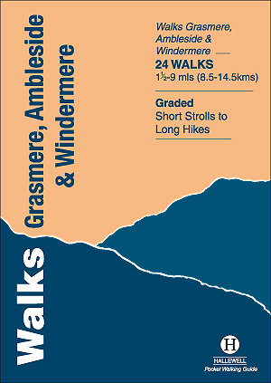 Walks Grasmere, Ambleside & Windermere - Author: Richard Hallewell