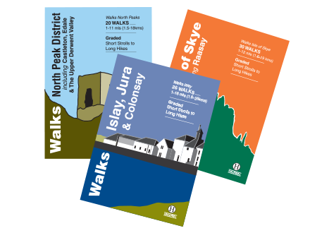 pocket walking guides